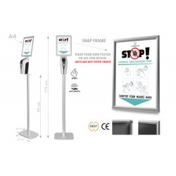 Automatic Station Hand Sanitizer