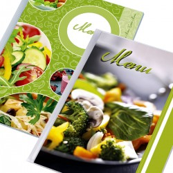 Menu Cover A4 Holder