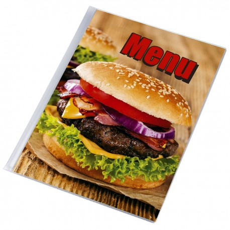 Menu Holder A4 Cover