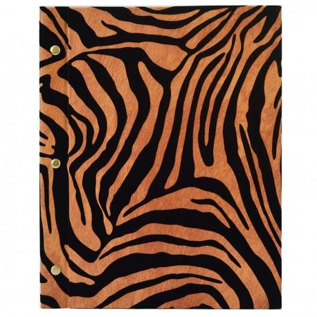 Menu Tiger A4