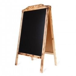 Tanned A-board