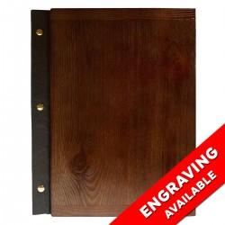 Wooden Menu Holder A4