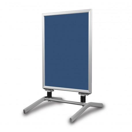 Panneau à base d'eau avec cadre à pression/ Waterbased Sign with Snap Frame