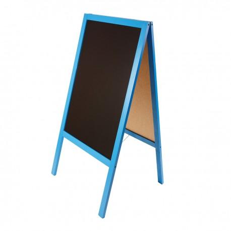 Wooden A-board - colour