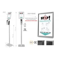 Automatic Station Hand Sanitizer