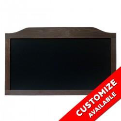 Wooden Menu Board - H+
