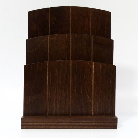 Menu Holder Table Top - W