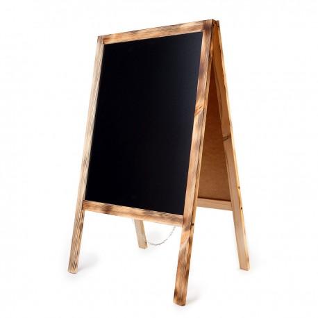A-board burn