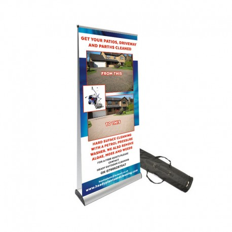 Roll Up Double Sided